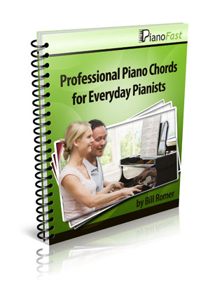 Professional Piano Chords for Everyday Pianists